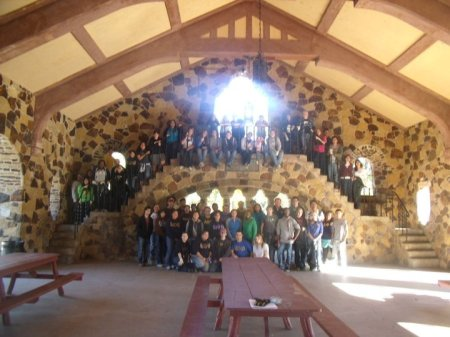 San Antonio Chapters at Brackenridge Park-Fall 2010