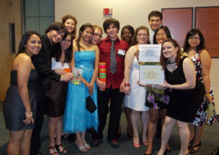 Alpha Alpha Rho at the 2011 Co-Sectional Conference